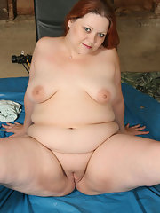 Busty Mary Takes A Large Cock
